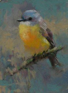 Mike Beeman, wonderful paintings of Birds and Nature