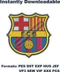 Football Team Logos, Bears Football, Custom Football, Machine Embroidery Patterns, Embroidery Files, Barcelona Fc Logo, Crystal Palace Football, Liverpool Logo, Fc Barcelona Wallpapers