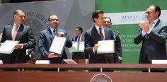 Firma de Convenios para la Ejecución de Acciones en Materia de Formalización del Empleo