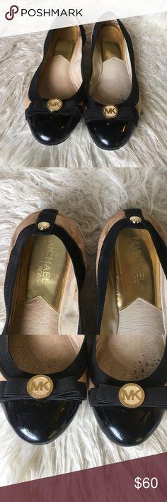 Authentic Michael Kors Flats Authentic Michael Kors flats size 7 MICHAEL Michael Kors Shoes Flats & Loafers