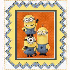 Minion Quilt Pattern