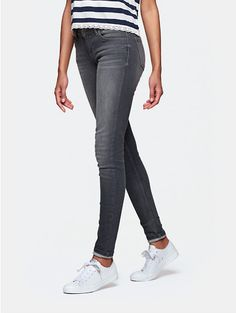 Jeans, Anti Blue Lisa grey - The Sting