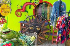 The Mermaid's Closet in downtown Matlacha | by Sanibeljac, via Flickr