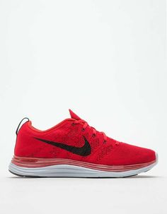 Love the Nike Flyknit Lunar1+ on Wantering | Sneaks and Kicks | mens red low top sneakers | mens shoes | menswear | mens style | mens fashion | wantering http://www.wantering.com/mens-clothing-item/nike-flyknit-lunar1/ad1mE/