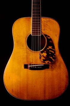 The Holy Grail of musical instruments... Tony Rice's Martin D-28