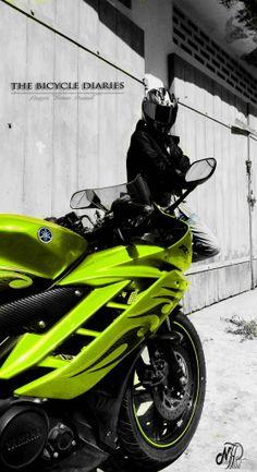 R15 rider
