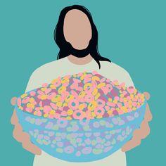 """""""@pira.bolt"""" #gocho #gochos #gochosporelmundo #cereales #cerealaddict #alotoffood #eat #eatalot #eatalotoffood #drawing #draw #ilustracion #dibujo #procreate #procreateillustration #procreatedrawing #procreateart #ilustración #ilustraciondigital #digitalart #digitaldrawing #digitalillustration #digitalpainting #retosdecomida #elputoamo #nadiecomemasqueyo #unicorncereal #melocomoentero #melocomoencerocoma #unicorncereal🦄"""