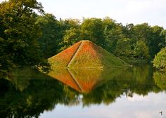 Fabulous Branitz Park This picture perfect park located in Cottbus Germany was created by Furst Puckler one of the best known German garden designers of the