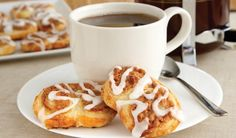 Puff Pastry Cinnamon Walnut Swirls : Easy to make using Pepperidge Farm frozen pastry sheets! Pepperidge Farm Puff Pastry, Orange Dessert, Puff Pastry Recipes, Puff Pastries, Semi Sweet Chocolate Chips, Sweet Bread, Bakery, Dessert Recipes, Party Recipes