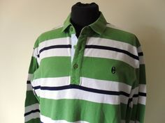 Polo Shirt Conte of Florence Striped Maillot Trikot a Righe Tg. L (B40) http://www.ebay.it/itm/Polo-Shirt-Conte-of-Florence-Striped-Maillot-Trikot-a-Righe-Tg-L-B40-/122005940037?hash=item1c681ee745