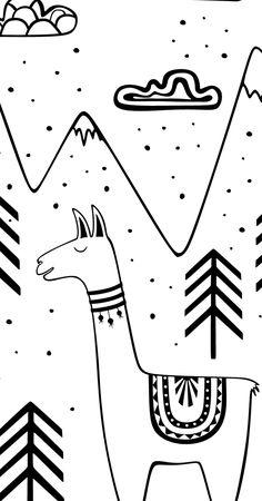 Illustration Art | Kids Decor | Kids Wall Art | Scandinavian Nursery | Illustration Design | Kids Prints | Nursery Wall Art | Baby Room | Animal Nursery Art | Baby Boy Nursery | Baby Girl Nursery | Baby Girl Stuff | Children Illustration