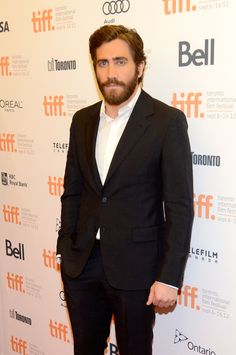 Jake Gyllenhaal at the END OF WATCH premiere