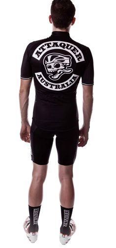 Attaquer Give Them Hell Cycling Jerseys d1b137c6e
