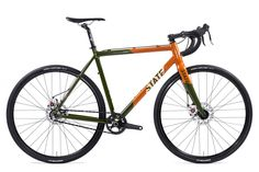 State Bicycle Co: New Thunderbird 'Cross Bike Colors