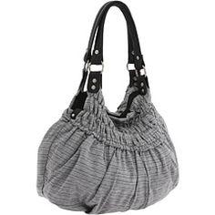 Roxy hobo purse - $44.00 Hobo Purses, Cute Purses, Hobo Handbags, Black Handbags, Purses And Handbags, Mk Bags, Vintage Mode, Cute Bags, Backpacker