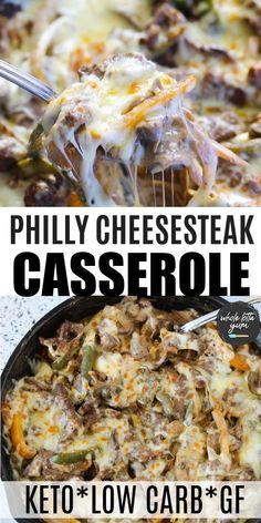 Healthy Low Carb Recipes, Low Carb Crockpot Recipes, Low Carb Meals, Low Cholesterol Recipes Dinner, Keto Steak Recipe, Keto Foods, Keto Snacks, Low Carb Keto, Healthy Eats