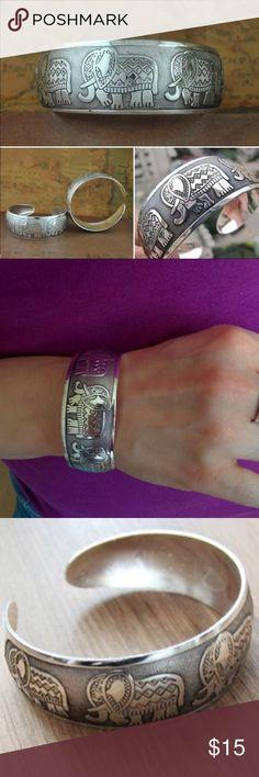 Tibetan silver bangle bracelet(nwt)Coming Soon! Beautiful bracelet, brand new in package. Tibetan silver Boutique Jewelry Bracelets