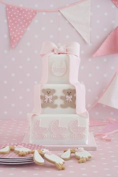#babies #celebration by Peggy Porschen Cakes