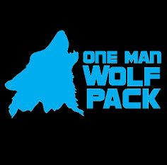 "Are you in the ""One Man Wolf Pack""? Movie T Shirts, Cool T Shirts, One Man Wolf Pack, Joy Of Life, Horror Films, Funny Tshirts, Comedy, My Love"