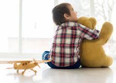 calming child with autism