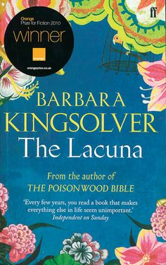 The Lacuna. Such a good read. I Love Books, Books To Read, My Books, Book Illustration, Illustrations, Lacuna, Barbara Kingsolver, Loyal Friends, Literature Books