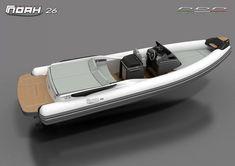 Noah 26 - Daniele Rizzo Design Yacht Boat, Salvatore Ferragamo, Sailing, Ribs, Boats, Ali, Design, Candle, Ships