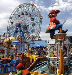 abandoned amusement parks - Google Search