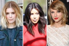 How+to+Get+Kim+Kardashian's+Effortlessly+Chic+Long+Bob  - ELLE.com