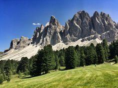 Villnösstal, Dolomites, South Tyrol