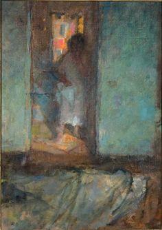 Bernard Dunstan - Bathroom, Hotel Ala