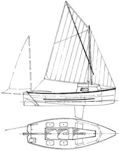 "17'9"" Baltic Lugger | Boats | Pinterest | Boating"