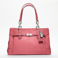 Coach :: Chelsea Leather Jayden Carryall