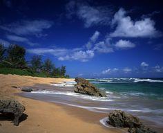 North shore Kauai. Photo by John Miranda.