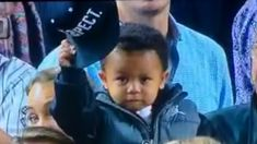 Watch Derek Jeter's nephew give Yankee legend cutest hat tip ever