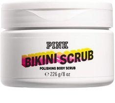 PINK Bikini Scrub