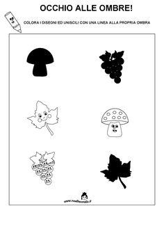 Risultati immagini per schede didattiche scuola dell'infanzia da stampare gratis