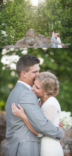 REPIN: so in love, hugging, couple photos, bride and groom portraits, wedding poses - Kari Rae Photography