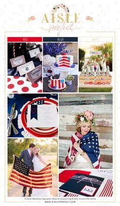 July 4th wedding ins