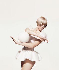 Новые идеи стрижки боб коллекция дизайнеров Sassoon Professional (Видал Сассун) весна-лето 2012 — Сообщество парикмахеров