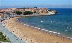 Gijón  -  Asturias, Spain