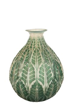 ❤ - Rene Lalique  Actually glass, but would be nice in stoneware