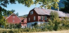 Barony Rosendal Bed And Breakfast At The Home Farm In Scenic Surroundings Located In Rosendal, Norway. Herb Garden In Kitchen, Kitchen Herbs, Old Kitchen, Travel 2017, Double Room, B & B, Bed And Breakfast, Hearth, Norway