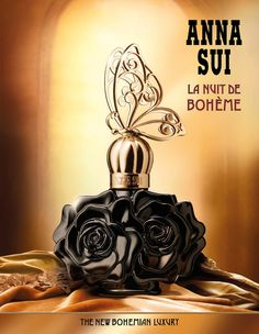 Anna Sui, Amber Resin, Vanilla Orchid, Swarovski Jewelry, Perfume Bottles, Fragrance, Jewels, Pure Products, Cologne