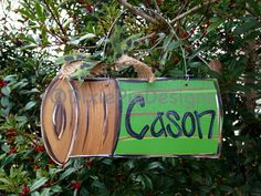 Love this name signs to look like shotgun shells Summer Crafts, Fall Crafts, Christmas Crafts, Diy Crafts, Christmas Ornaments, Redneck Christmas, Xmas, Christmas Door, Rustic Christmas