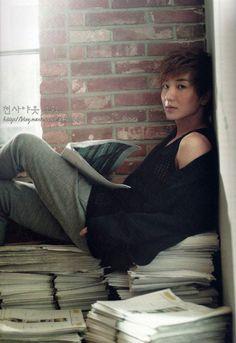 SUPER JUNIOR Park Jungsoo/Leeteuk #StayStrongParkJungSoo <3