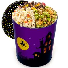 This claw-some gourmet popcorn tin is the perfect way to delight this ...