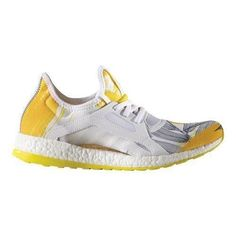 Women's adidas Pure Boost X Trainer Running White/Running White/Shock