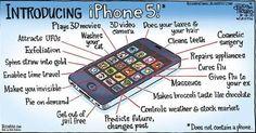 The new iPhone 5!!! grappige-dingen