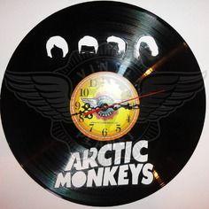 19,50 € Horloge vinyle décoration Arctic Monkeys
