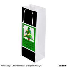 Vasectomy = Christmas Balls